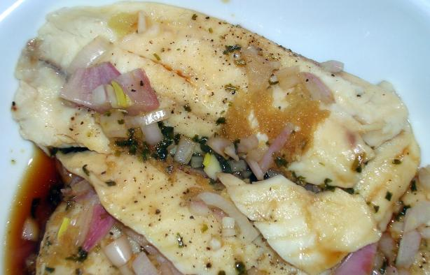 Steamed Fish With Ginger And Scallions Recipe - Chinese.Food.com