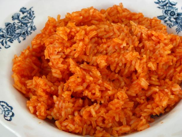 Mexican Red Rice Recipe - Food.com