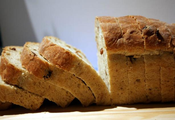 Fantastic Cinnamon Raisin Bread. Photo by lilsweetie
