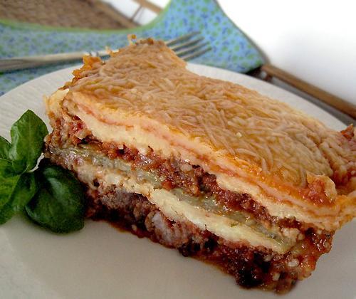 Easy Ricotta Eggplant Mozzarella Marinara Bake Recipe - Cheese.Food ...