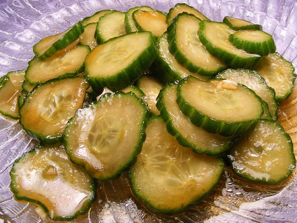 Fast Chinese Cucumber Salad. Photo by Lavender Lynn