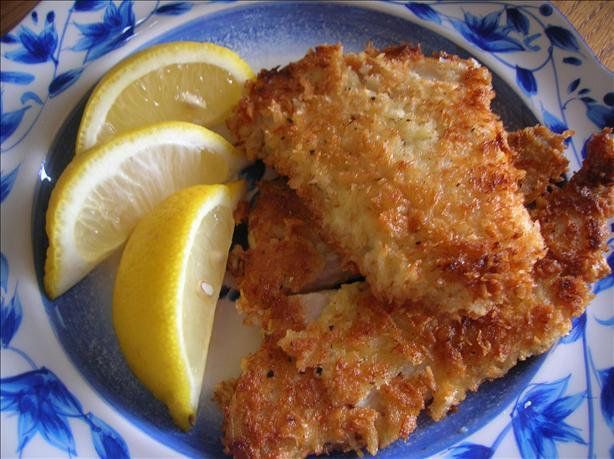 Flounder Fish Recipes Fried