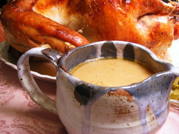 Turkey Gravy Recipe Food Com