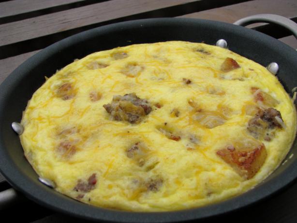 Sausage, Potato And Egg Skillet Recipe - Food.com