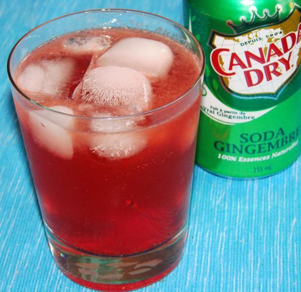 Shirley Temple Non-Alcoholic Drink Recipe