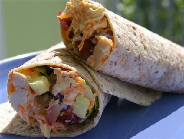 Ww 3 Points - Super Sandwich Stuffed With Chicken Salad Recipe - Food ...
