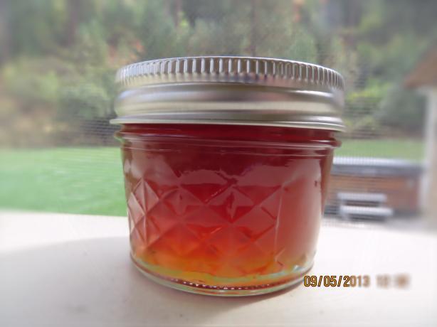 Basic Tea Jelly. Photo by Bonnie G #2