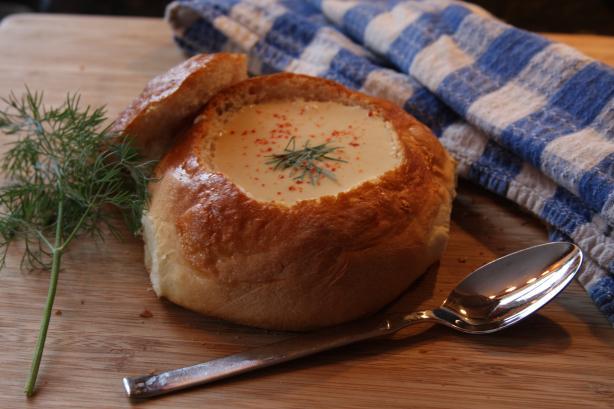 Paneras Cream Cheese Potato Soup Recipe - Food.com