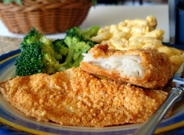 Flounder Fish Recipes Healthy