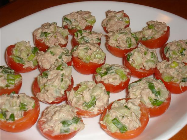 Cherry tomato hors doeuvres recipe for Hor d oeuvres recipes