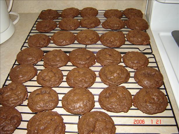 Mistletoe Mint Cookies Recipe — Dishmaps