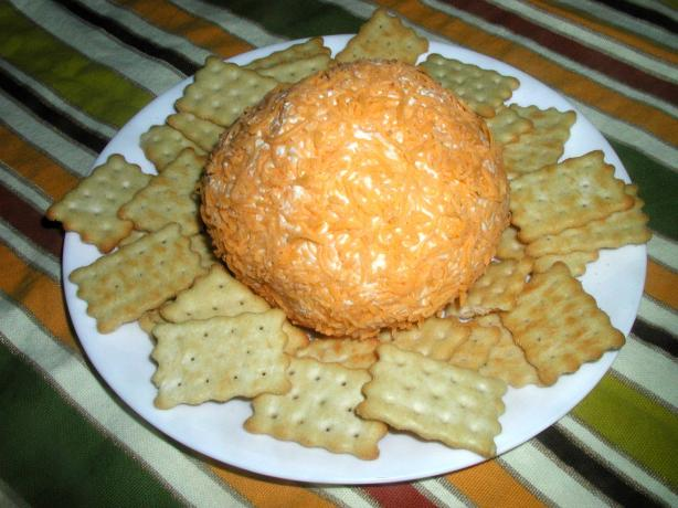 chicken cheese ball