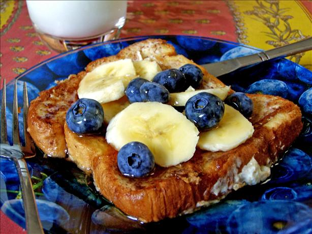 Snooty modern french toast recipe - Modern french cuisine recipes ...