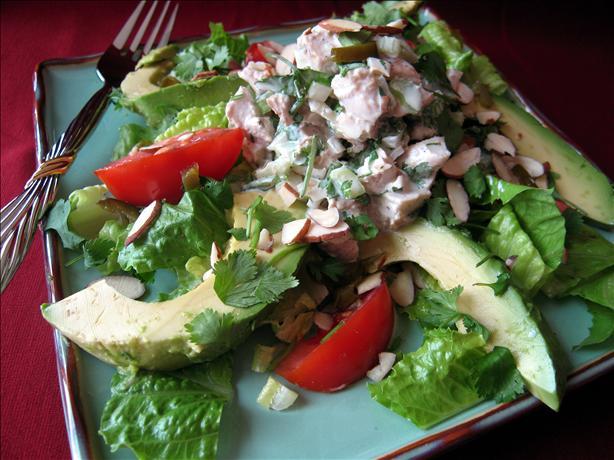 Cilantro Chicken Salad Recipe - Food.com