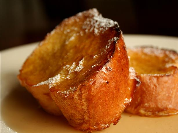 Overnight Eggnog Baked French Toast Recipe - Food.com