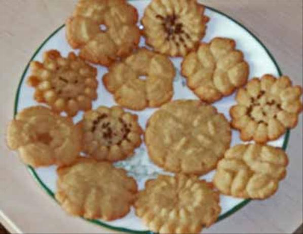 Danish cookies recipe