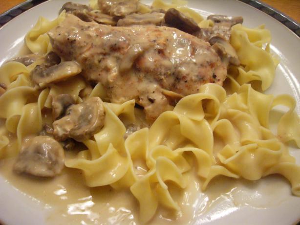 Crock Pot Chicken And Mushrooms Recipe - Food.com