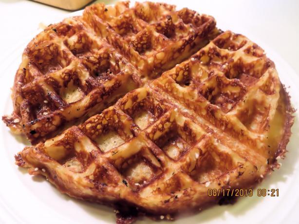 Liege Waffles (Belgian Pearl Sugar Waffles). Photo by Bonnie G #2