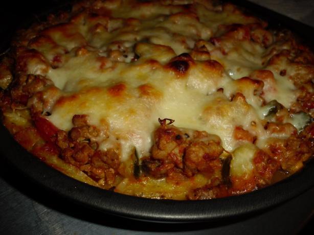 Polenta Lasagna. Photo by tamalita62