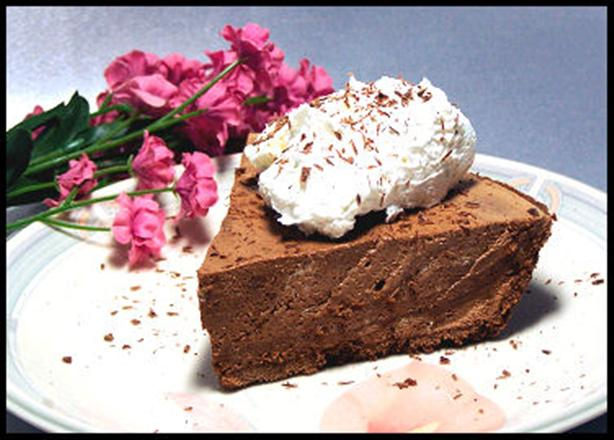 Irish Cream Chocolate Mousse Pie. Photo by kzbhansen