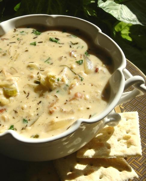 Easy And Delicious Clam Chowder! Recipe - Food.com