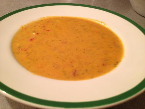 Chipotle Corn Chowder. Photo by Marysdottir