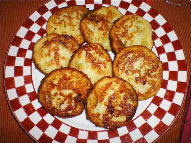 Potato And Turnip Patties Recipe - Low-cholesterol.Food.com