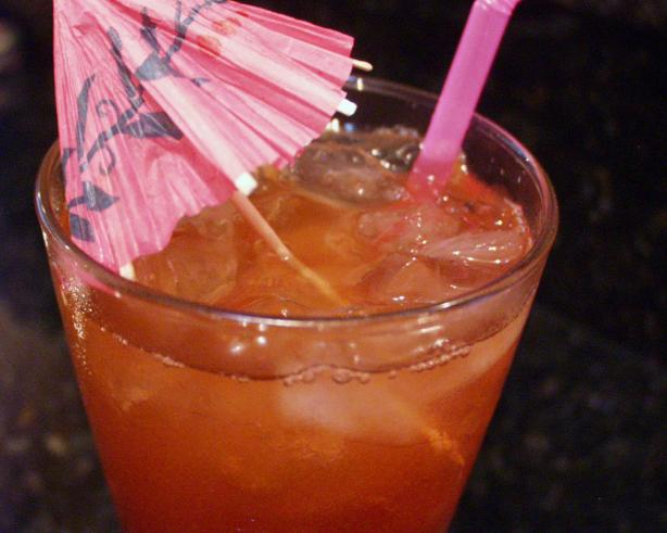 Passion Fruit Iced Tea Recipe — Dishmaps