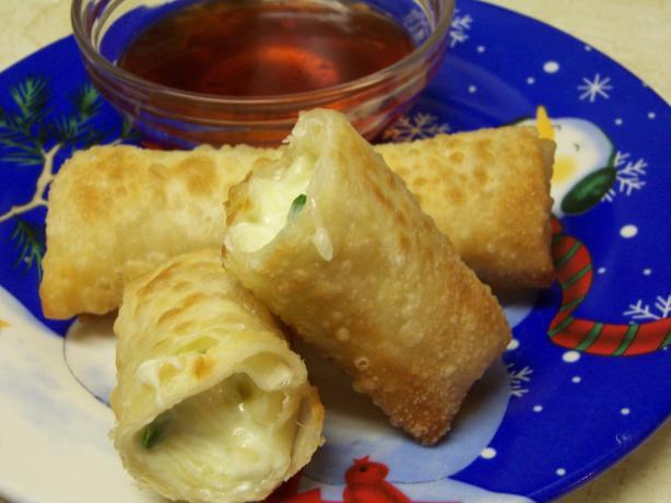 Jalapeno Popper Wonton Puffs Recipe - Deep-fried.Food.com