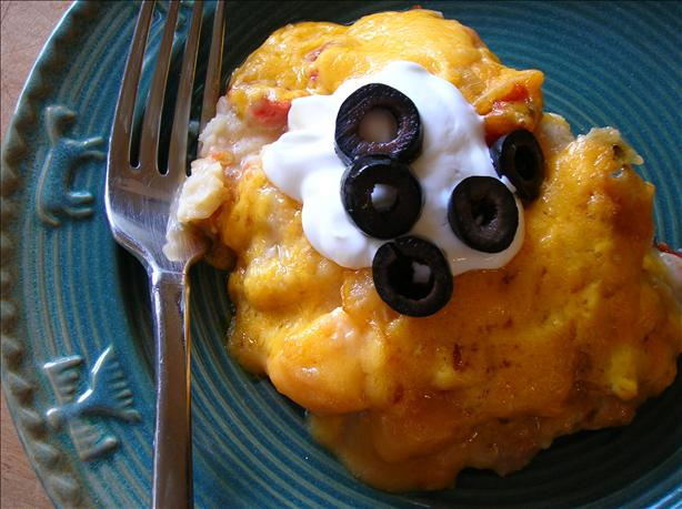 King Ranch Chicken Casserole. Photo by Pam-I-Am