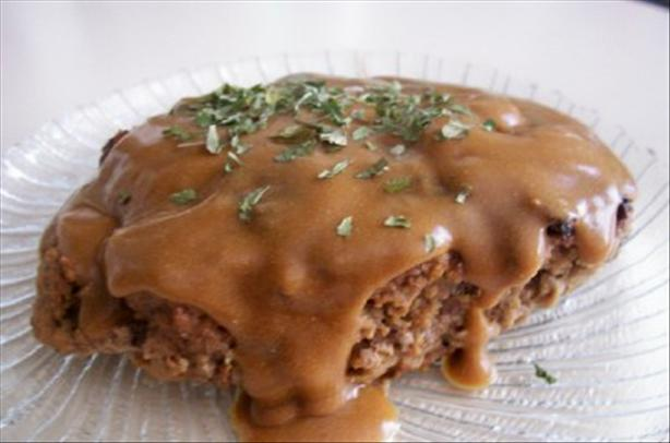 Salisbury Steak. Photo by lauralie41