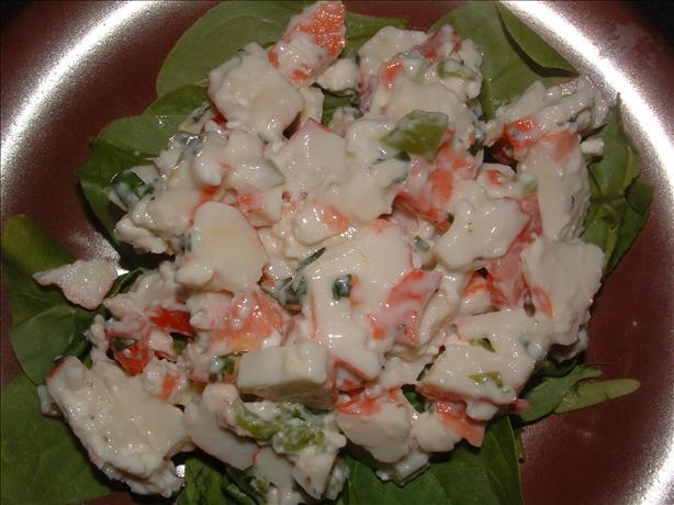 241 crab salad 3 simple crab salad simple crab salad recipe fox4kc com ...