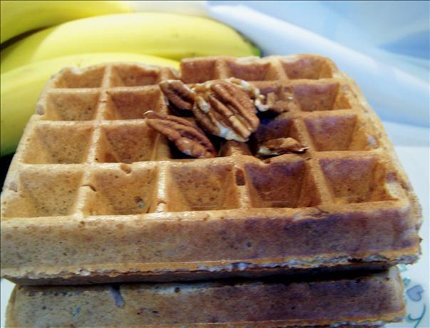 Sourdough Banana Nut Waffles Recipe - Food.com