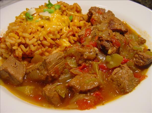 Chile Verde (Beef or Pork). Photo by Sharlene~W