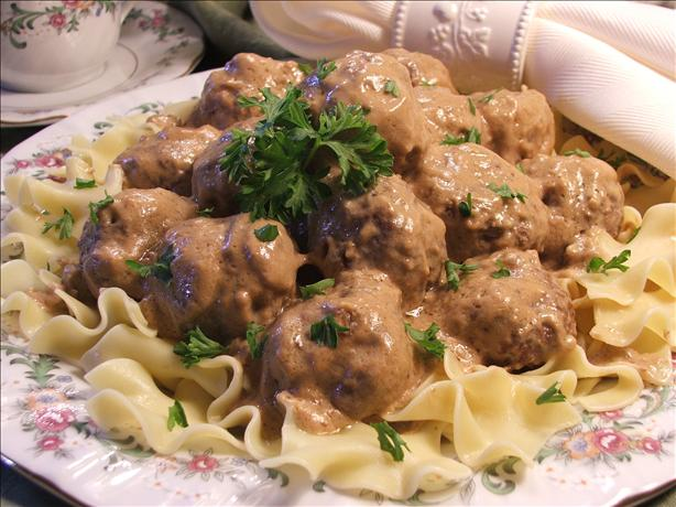 Swedish Meatballs. Photo by Wildflour