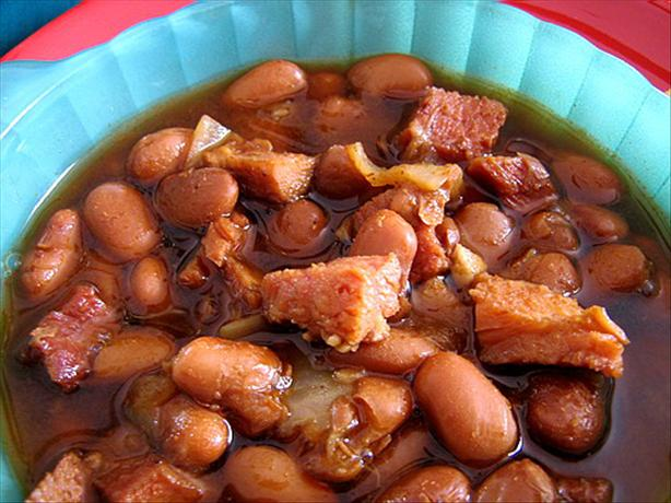 Pinto Beans Recipe Mexican Style Ham And Pinto Beans Recipe