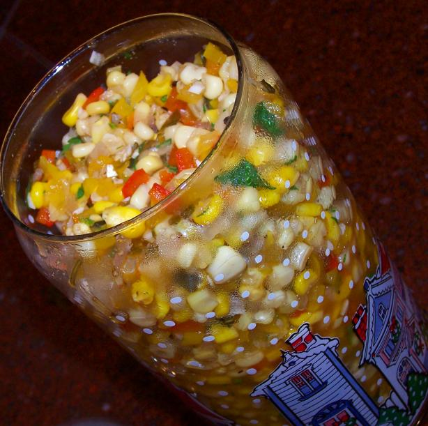 Fiesta Corn Relish Recipe - Healthy.Food.com