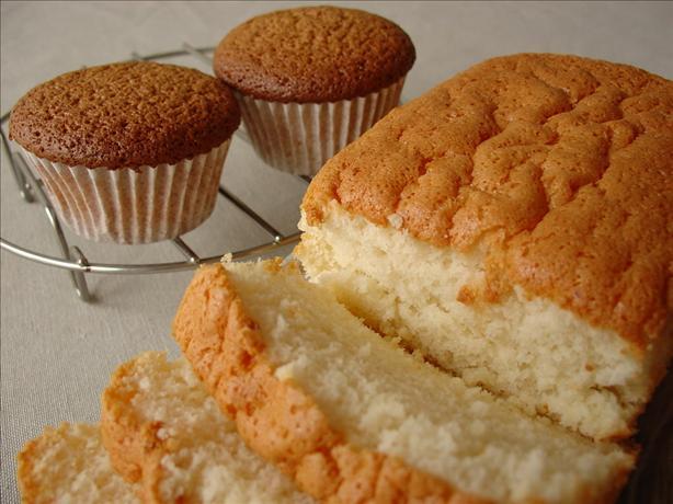 Recipe Of Japanese Sponge Cake: Japanese Sponge Cake Recipe