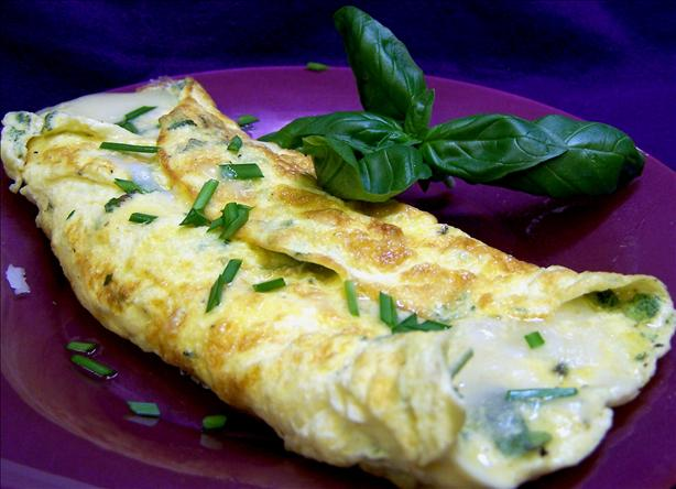 Omelette With Herbs Recipe - Food.com