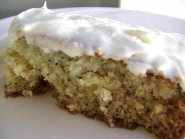 Poppy Seed Cake Recipe With Alcohol