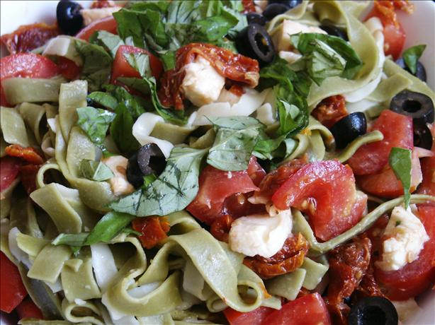 Barefoot Contessa Pasta With Sun-Dried Tomatoes - Ina Garten. Photo by
