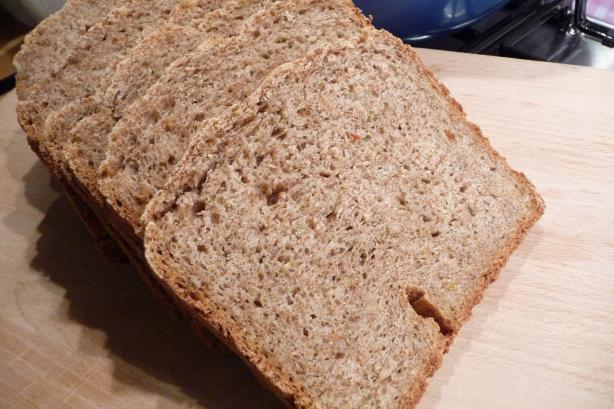 diabetic bread machine recipe