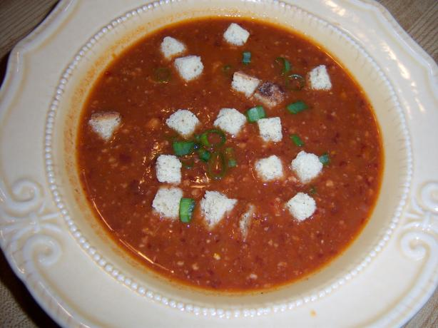 Campbell's Bean and Bacon Soup. Photo by NELady