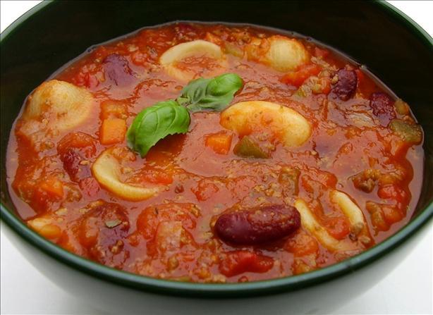 Tsr Version Of Olive Garden Pasta E Fagioli By Todd Wilbur Recipe