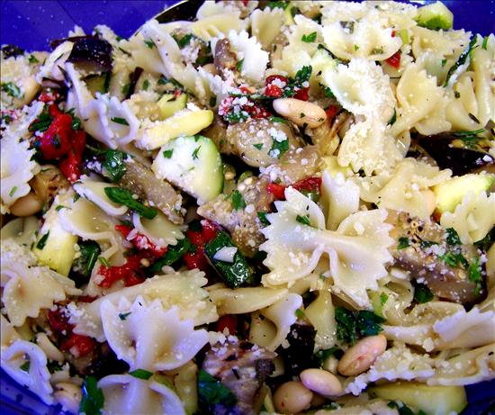 zucchini salad with thai flavors grilled banana pepper and feta salad ...