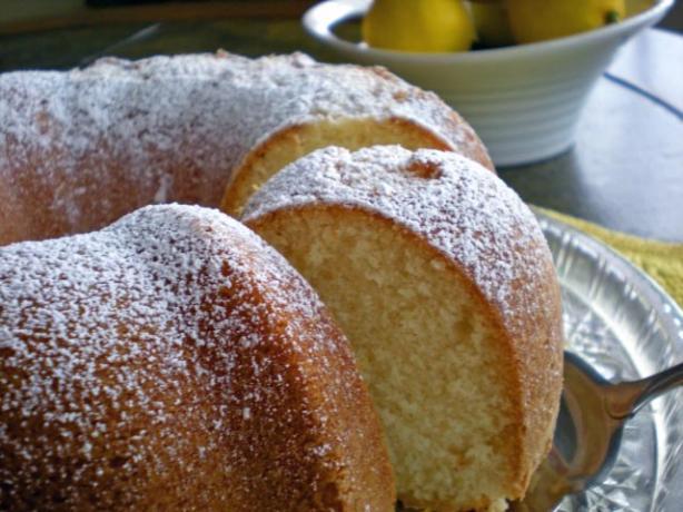 Buttermilk Pound Cake Recipe Food Com