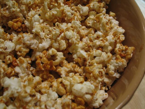 Microwave Caramel Popcorn Recipe - Food.com