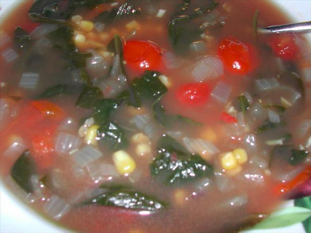 Cat Soup Food