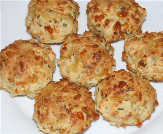 how to make cheese and chive scones