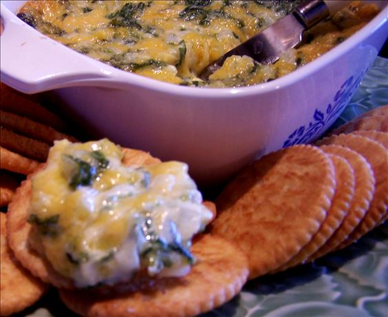 Warm Spinach Dip Recipe - Food.com